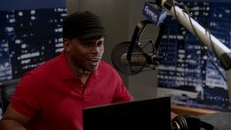 Sway Calloway is a DJ at Apex Satellite Radio and the host of Sway in the Morning. He is a guest star character on Empire TV Series, he played the real life counterpart, Sway Calloway.