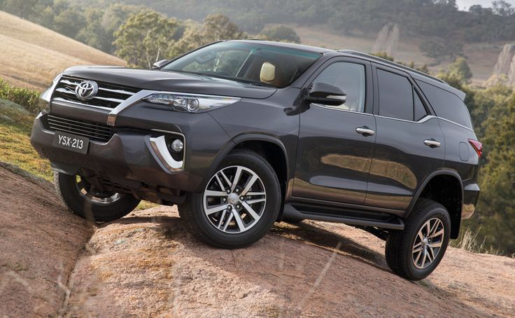 2016 Toyota Fortuner Launched In India; Features, Specs