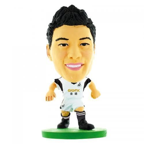 Swansea City A F C – Sung-Yueng Ki – soccerstarz figure – 2 inches tall – season 2014 – in blister pack – official licensedMerchandise For All