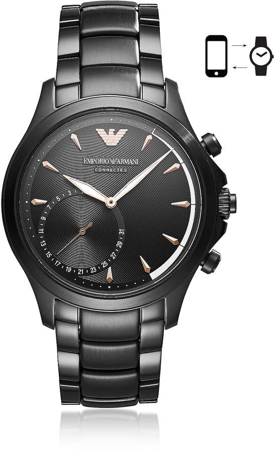 5be88f7e4927 Emporio Armani ART3012 Alberto Men s Smartwatch