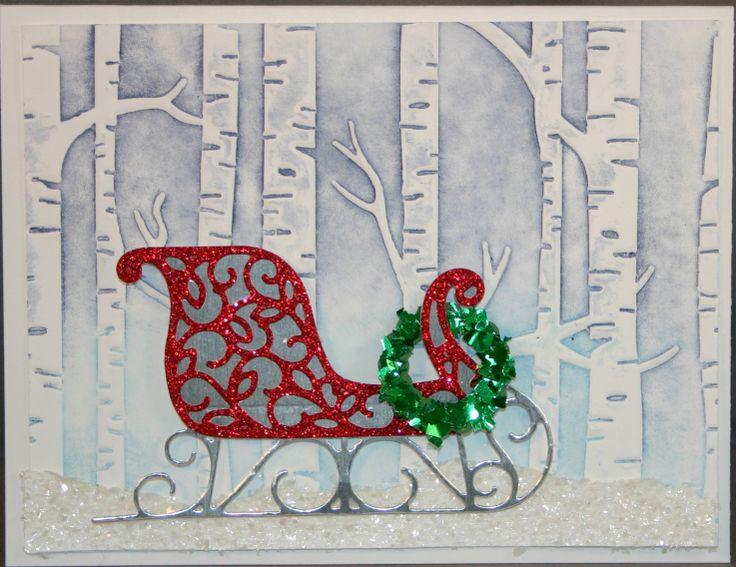11-2016 Santa's Sleigh