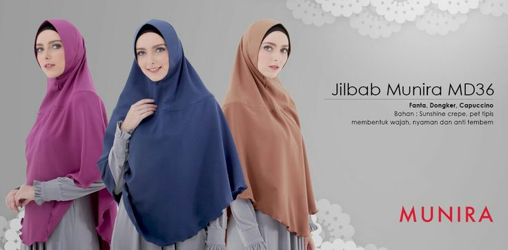 Gamis jilbab kerudung