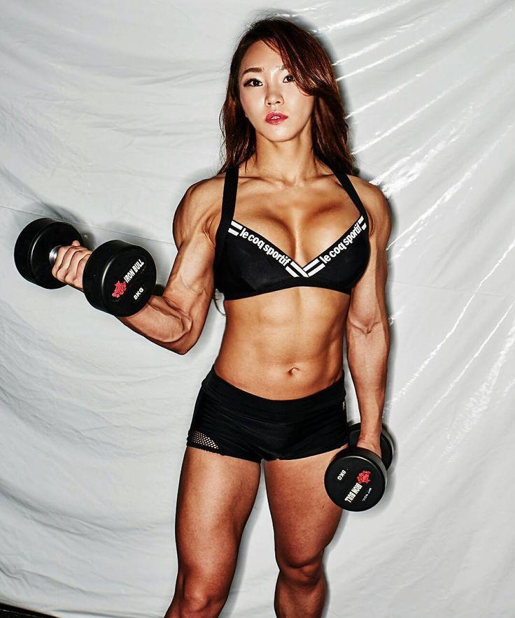 Hell! fitness girls-femdom geil