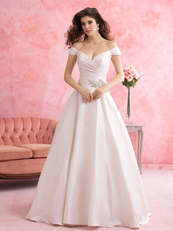 71 best { Allure Bridal } images on Pinterest | Wedding frocks ...
