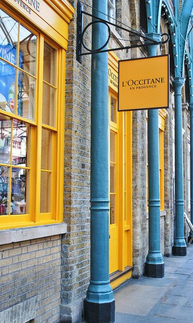 L'Occitane | Covent Garden, London