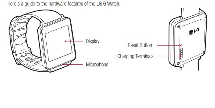 How to setup LG G Watch – Guide