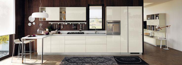 7 best LiberaMente - Kitchens images on Pinterest   Modern kitchens ...