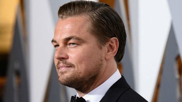 Fresh off his Oscar, Leonardo DiCaprio ENDORSES for President...
