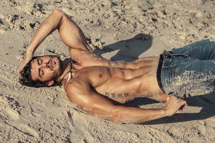 Mariano Jr by Marcio Farias for Brazilian Male Model – Mundo Unico swimwear