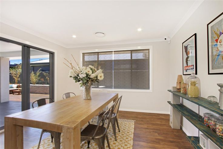 G.J. Gardner Shoalhaven - Display Home, The Coolum, Dining 20 Firetail Street, South Nowra, NSW, 2541