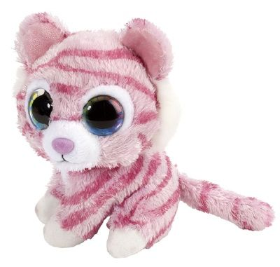 Peppermint Tiger: Li'l Sweet & Sassy - Luv Ya Lots (5-inch) at theBIGzoo.com, an animal-themed superstore.