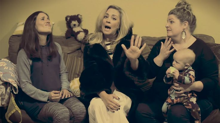 'Hello from the Mother Side': See stressed-out mom's hilarious Adele parody