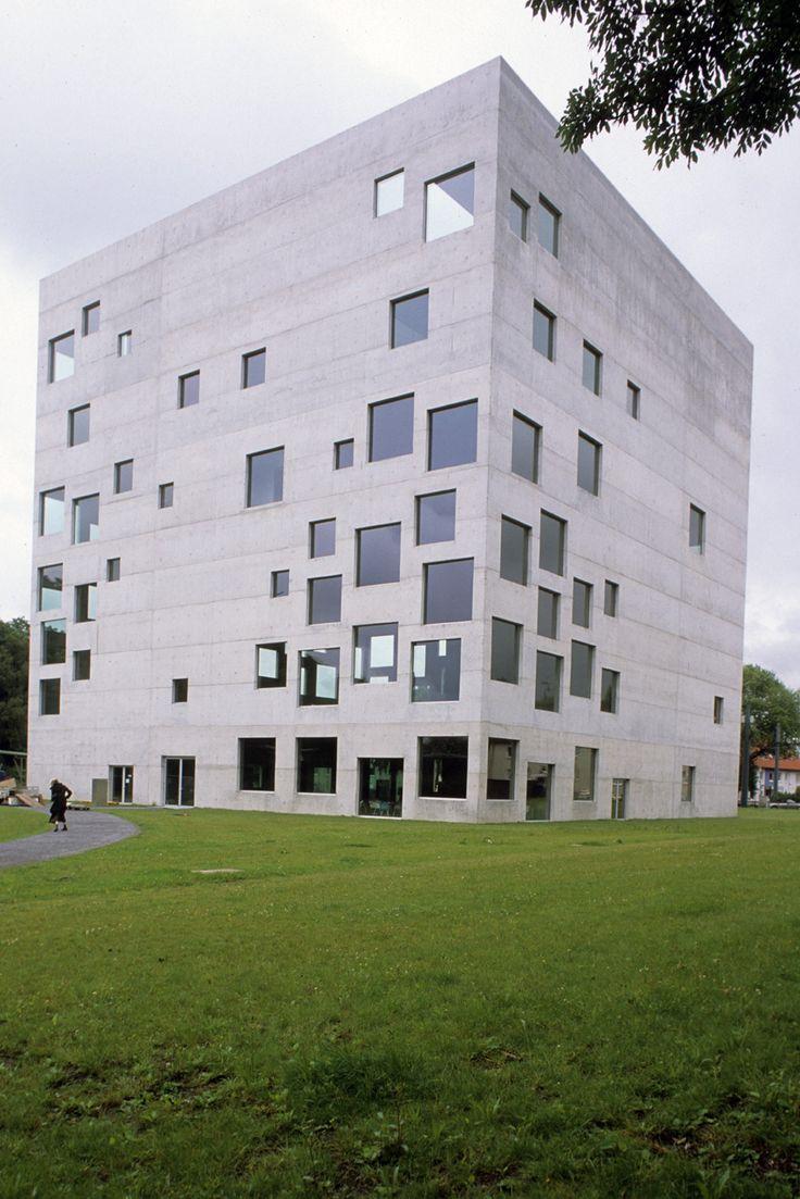 Zollverein School, Essen, Germany by SANAA Architects