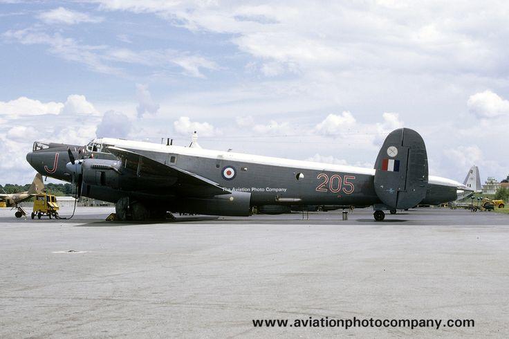 RAF 205 Squadron Avro Shackleton MR.2 (1970) BFD