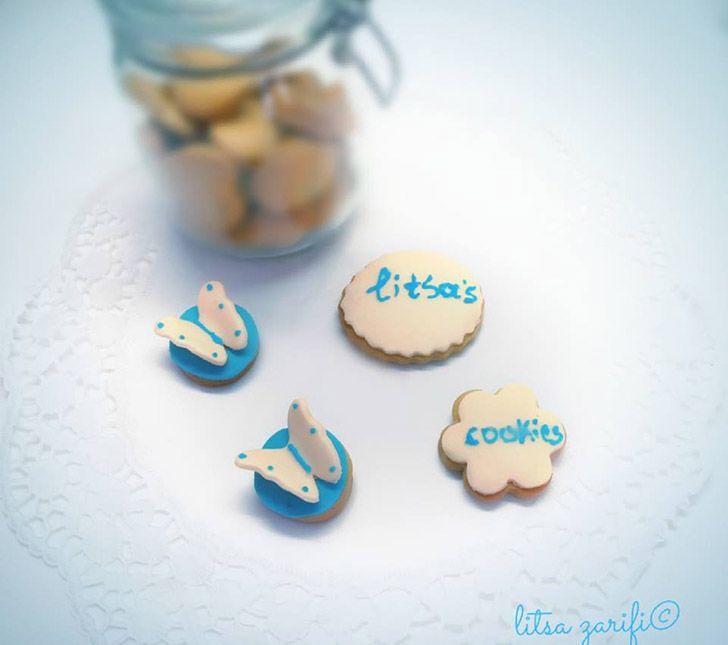 Είναι τα πιο τέλεια sugar cookies που έχετε φάει ποτέ. Και είναι χωρίς αυγό! Μπορείτε να τα διακοσμήσετε με ζαχαρόπαστα, μαρμελάδα, άχνη ζάχαρη, αυγογλάσο