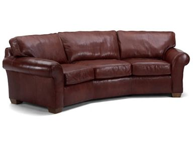 Shop For Flexsteel Conversation Sofa 3305 323 And Other Living Room Sofas At
