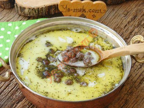 Lebeniye Çorbası Resimli Tarifi - Yemek Tarifleri