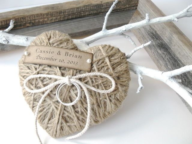 Unique Ring Bearer Pillow Ideas. To see more: http://www.modwedding.com/2014/03/29/unique-ring-bearer-pillow-ideas/ #wedding #weddings #favor