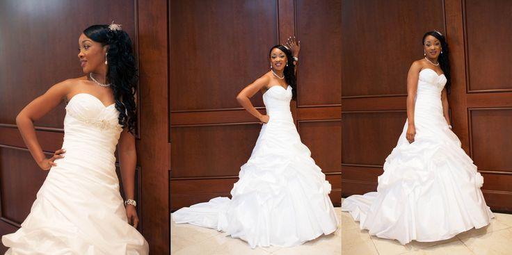 Wedding Hairstyles For African American Brides Black Hairstyles For Weddings Bride Wedding Dress Wedding