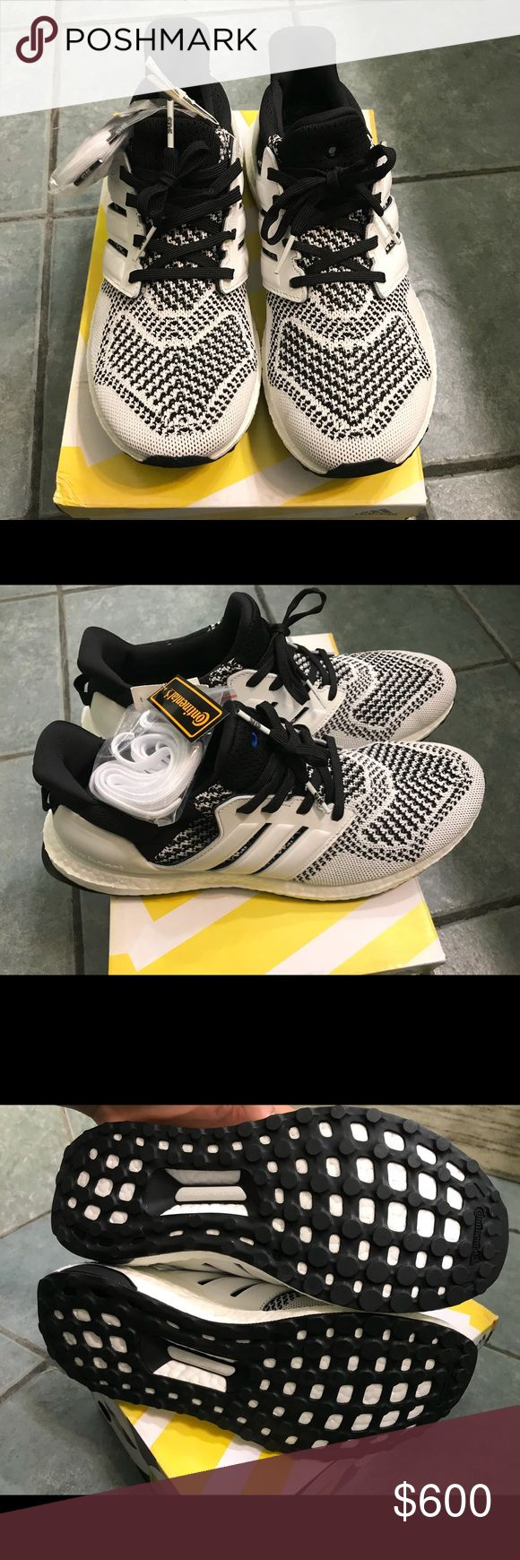 Adidas Ultraboost SNS size 11 Adidas Ultraboost SNS DS GRAILS OF ULTRBOOST  Size 11 fits a 10.5  Moving out by the end of the year so need cash fast!!  $600 FIRM adidas Shoes Sneakers