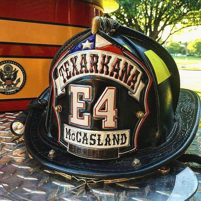 An in service shot sent to me from Texarkana Texas. Firefighter Eric McCasland…