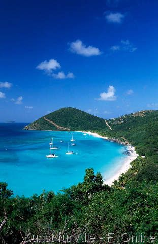 Britische Jungferninseln, Virgin Islands, Leeward Islands, Kleine Antillen