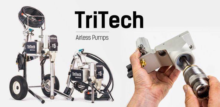 TriTech Airless Paint Sprayers