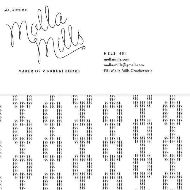 New MM logo made by Oona Viskari.