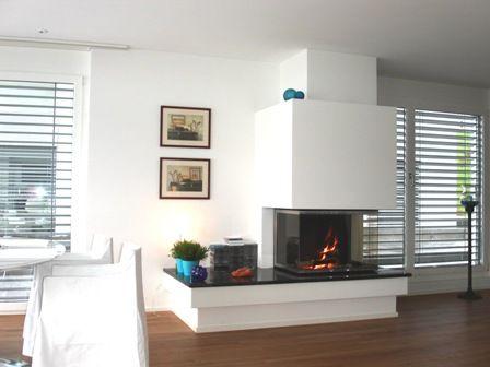 schon kamin villa design - die besten 25 kaminofen panorama ideen auf pinterest