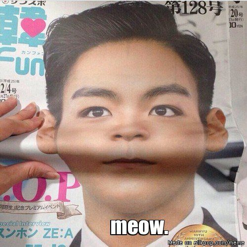 How to make Hot TOP to Cute TOP | allkpop Meme Center