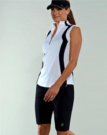 An absolute must-have! Convenient and stylish 4all by JoFit Ladies Bermuda Golf Shorts.( Actually Tops Deal  70% Off on their website 2014/09/18 )