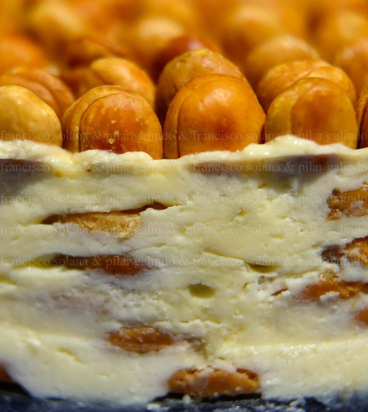 tarta de mantequilla y almendras