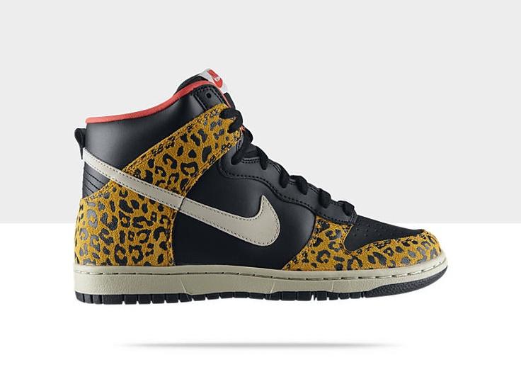 ... gold nike dunk kids shoes camel .