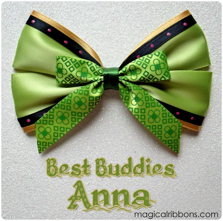 Best Buddies anna - Magical Ribbons