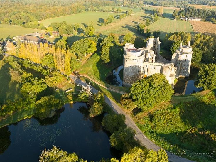 La Hunaudaye castle