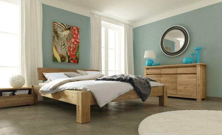 Sypialnia z kolekcji Utah od Ludwik Styl / Bedroom, coll. Utah, prod. Ludwik Styl