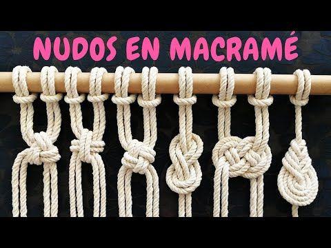 Macrame Plant Hanger Patterns, Macrame Wall Hanging Patterns, Macrame Plant Hangers, Macrame Patterns, Macrame Design, Macrame Art, Macrame Projects, Macrame Jewelry, Micro Macramé