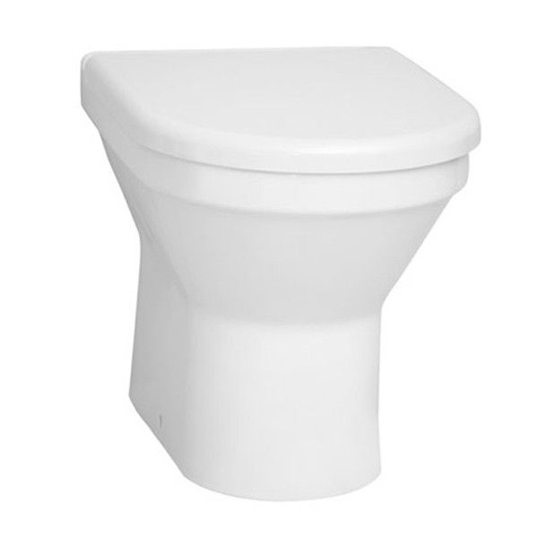 Vitra S50 Back To Wall Toilet - Vitra S50 - Modern Bathroom Suites - Bathroom Suites