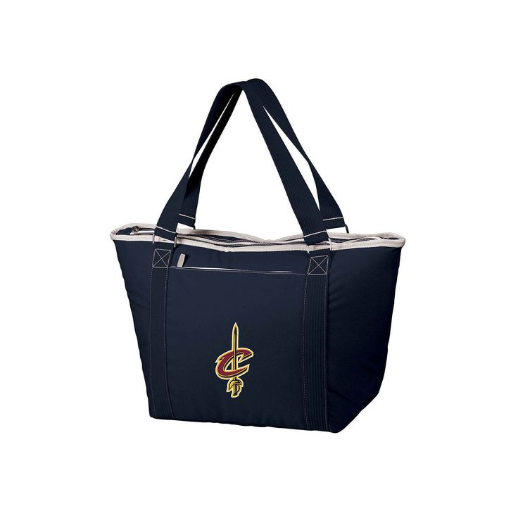 Picnic Time Cleveland Cavaliers Topanga Cooler, Blue (Navy)