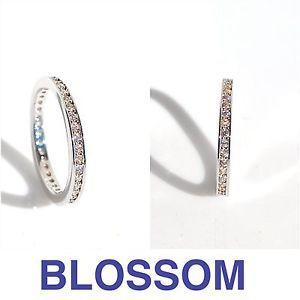 Anello titanio con cristalli, titanium crystal ring