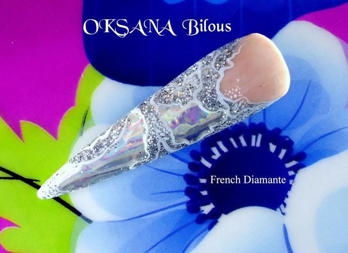 ....un altro French Diamante....