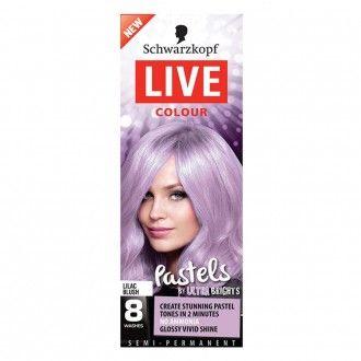 Schwarzkopf Live Colour Pastel Lilac Blush 1 pack
