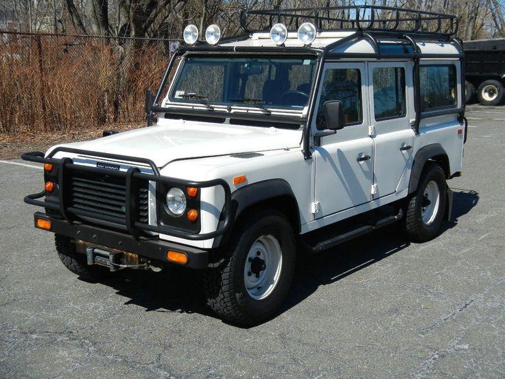 Land Rover Defender Base Sport Utility 4 Door
