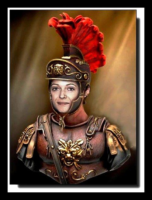 Lady Gladiolla Tor