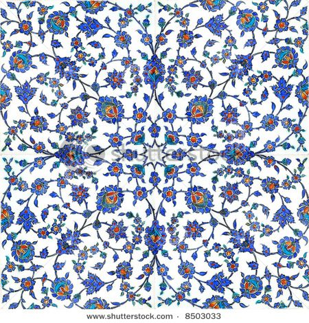 3811 best Iznik Ceramic Tiles and Pottery images on Pinterest ...