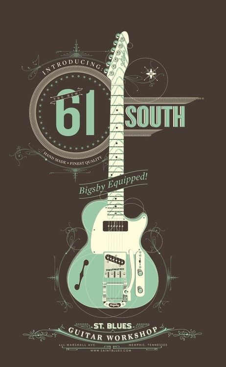 St. Blues Posters hits smooth typographic note