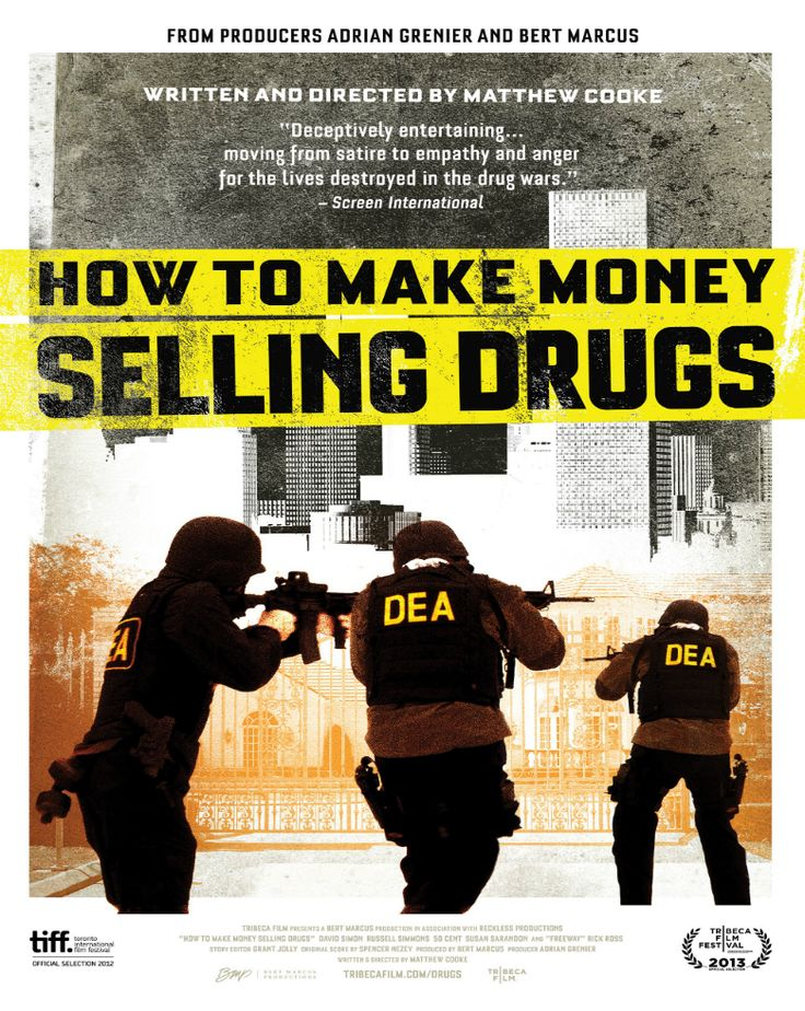 Video: How To Make Money Selling Drugs (Full Movie) [Starring 50 Cent, Eminem, & Russell Simmons]
