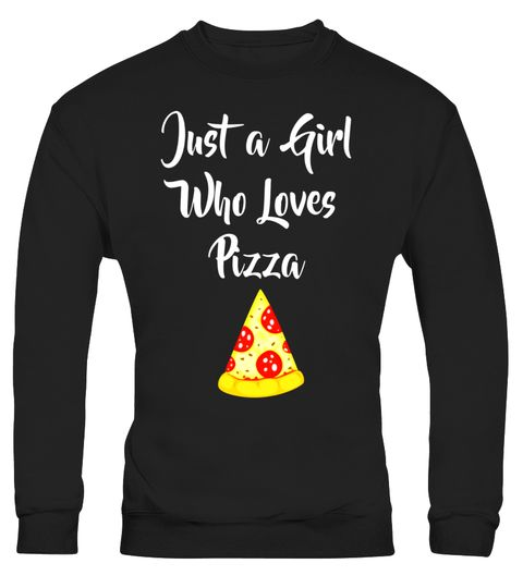 "# Just Girl Who Loves Pizza Food Lover Eating T-Shirt .  Special Offer, not available in shops      Comes in a variety of styles and colours      Buy yours now before it is too late!      Secured payment via Visa / Mastercard / Amex / PayPal      How to place an order            Choose the model from the drop-down menu      Click on ""Buy it now""      Choose the size and the quantity      Add your delivery address and bank details      And that's it!      Tags: Some girls always seem to be on…"