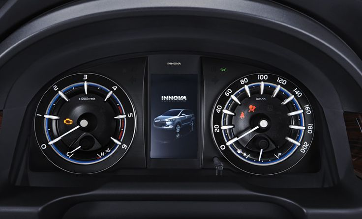 Speedo meter All New Kijang Innova Tipe V