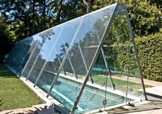16 Best Images About Covered Pools On Pinterest Pool Houses Bespoke And Covered Pool